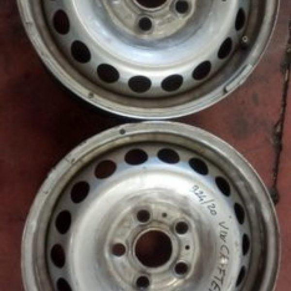 Cerchio in ferro Volkswagen Crafter 2019