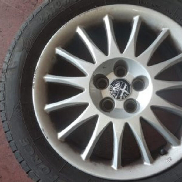 """4 Cerchi in Lega Alfa Romeo 156 16"""""""