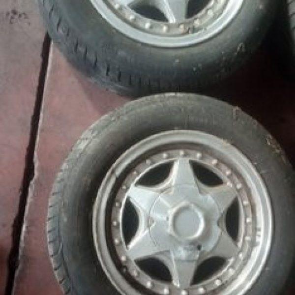 """4 Cerchi in lega da 14"""" Volkswagen Golf II"""