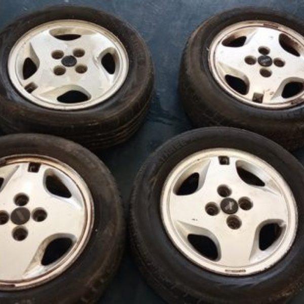 """4 Cerchi in lega Fiat Uno Turbo 14"""""""