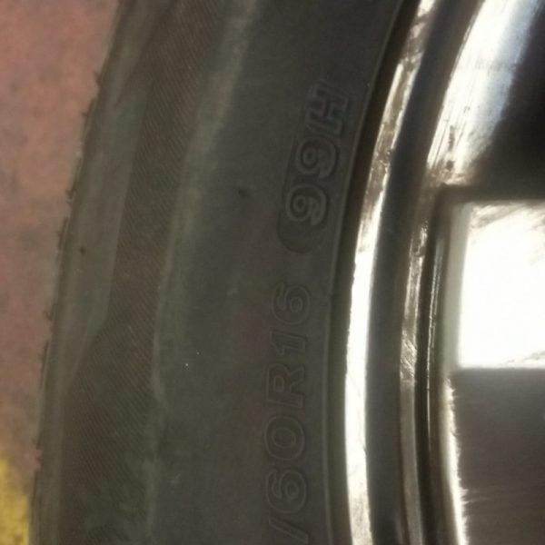 Chevrolet Orlando 4 Cerchi in Lega Chevrolet Orlando da 16″