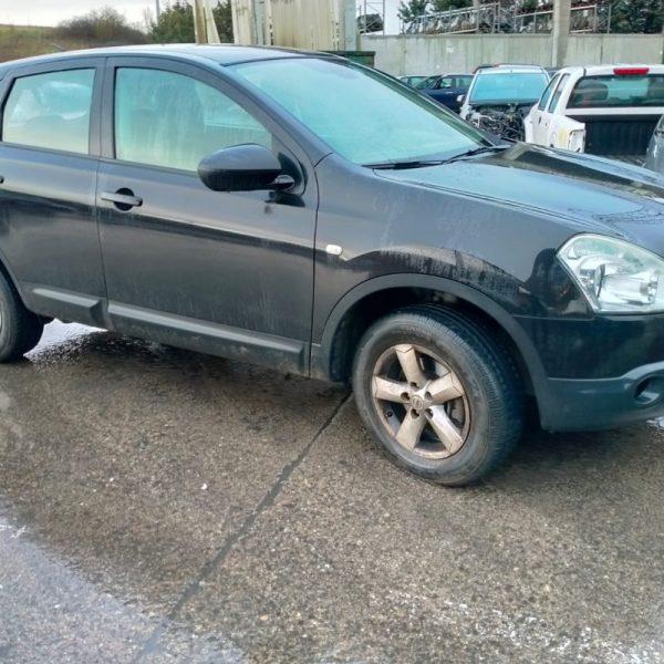 Nissan Qashqai Paraurti posteriore