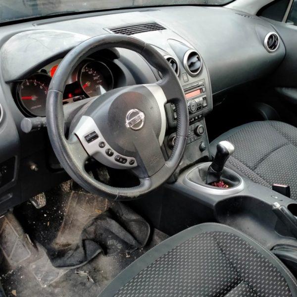 Nissan Qashqai Paraurti anteriore