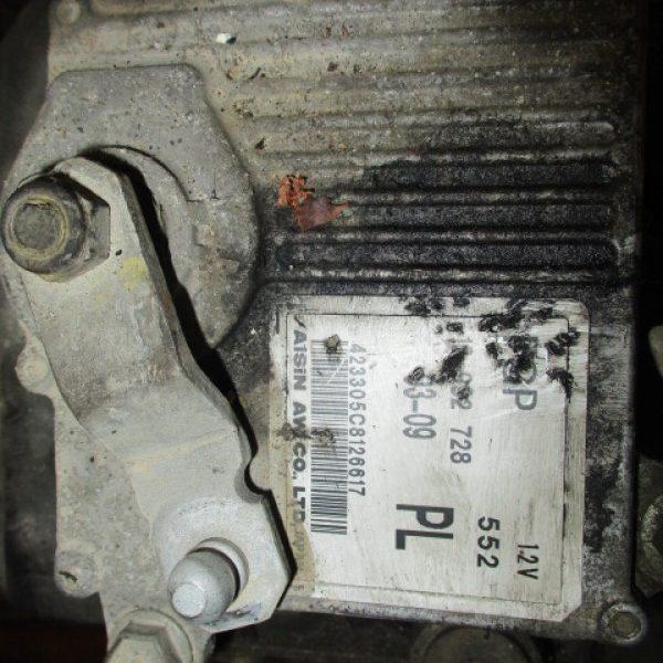 Opel Zafira Cambio Opel Zafira 1.9 cc cod Z19DT Automatico
