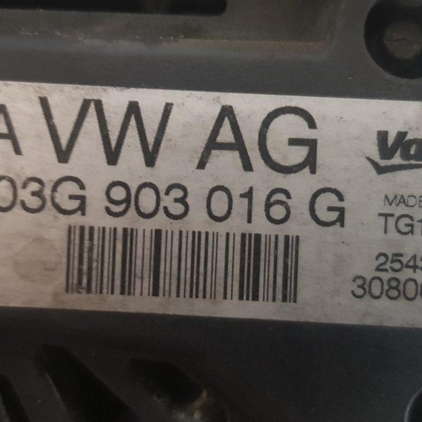 Alternatore per Audi A4 CAG