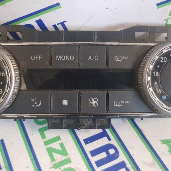Blocco Comandi Clima per Mercedes GLK 2009