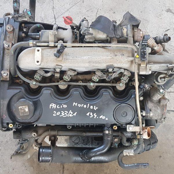 Motore Fiat Palio 188A2000 134.000 KM