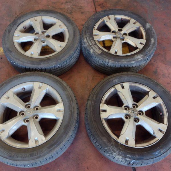 4 Cerchi in lega per Chevrolet Orlando da 16″