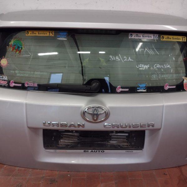 Portellone Toyota Urban Cruiser