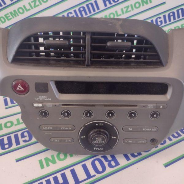 Autoradio Honda Jazz