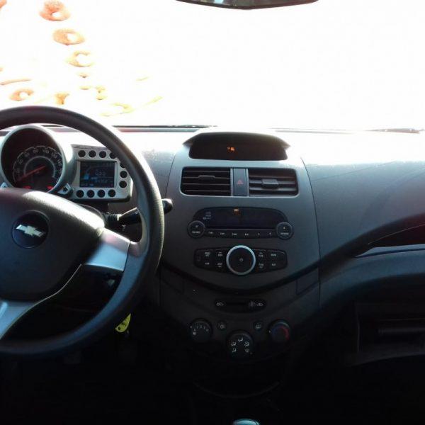 Cofano Chevrolet Spark 2010