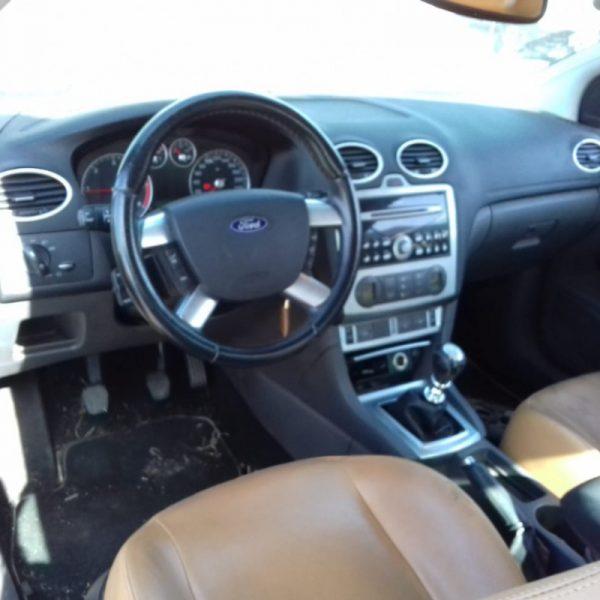 Portellone / Cofano posteriore Ford Focus Cabrio 2007