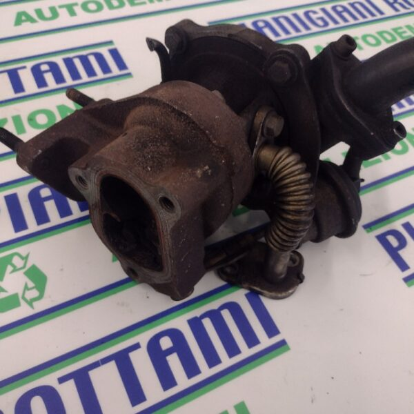Turbina Fiat Punto 188A9000