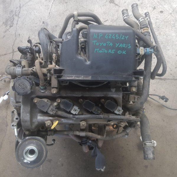 Motore Toyota Yaris 1SZFE 97.600 KM