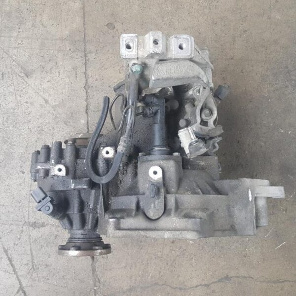Cambio Audi TT AUQ