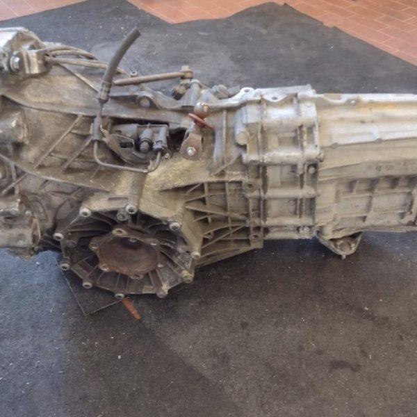 Cambio Audi A4 BLB