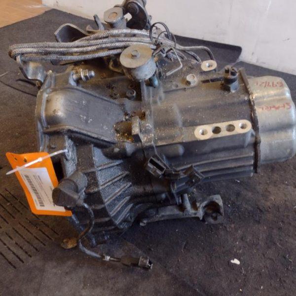 Cambio Chevrolet Spark B10D1