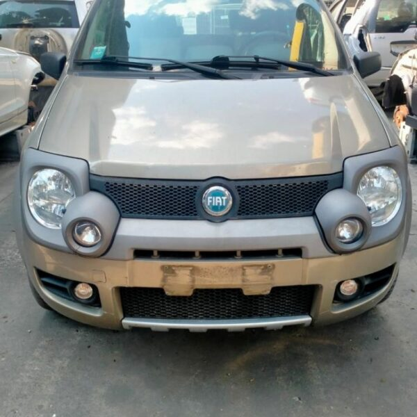 Fiat Panda | Veicolo intero