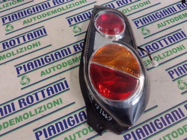 Fanale Posteriore Sinistro Chevrolet Spark