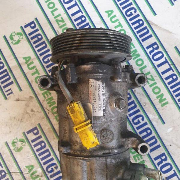 Compressore Aria Condizionata Peugeot 206 Plus 8HZ