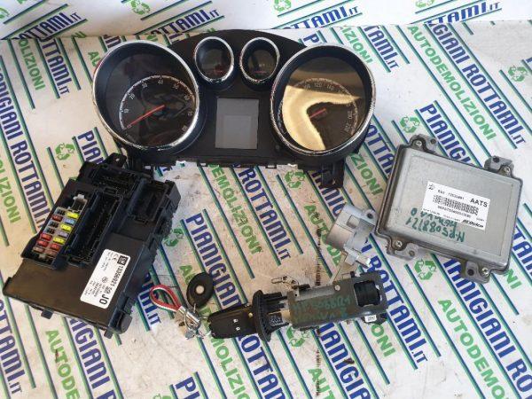 Kit Accensione per Opel Meriva B 2010
