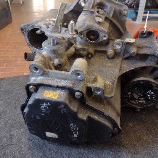 Cambio Volkswagen New Beetele ATD