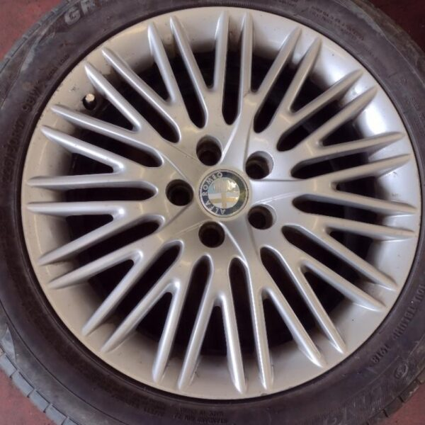 4 Cerchi in Lega Alfa Romeo 159 17″