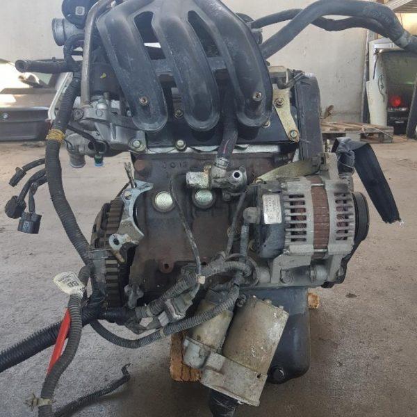 Motore Chevrolet Matiz A08S3 50.000 KM