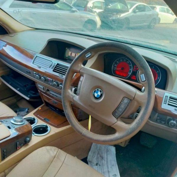 Portellone / Cofano posteriore BMW Serie 7 E65/E66 2006