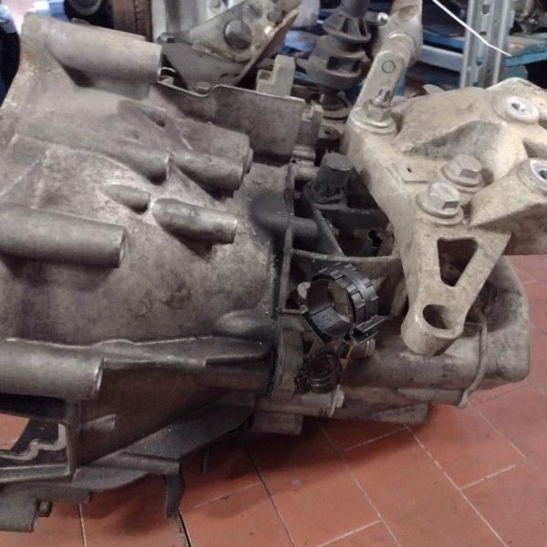 Cambio Fiat Ducato 4HV