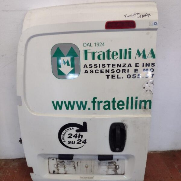 Battente Posteriore Sinistro Fiat Fiorino 2009