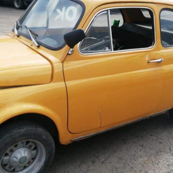 Portellone / Cofano posteriore Fiat 500 L Epoca 1969