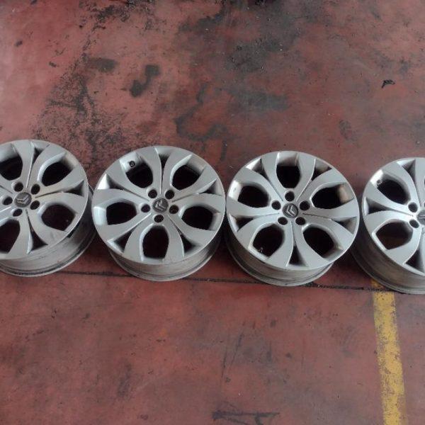 4 cerchi in Lega Citroen C5 16″