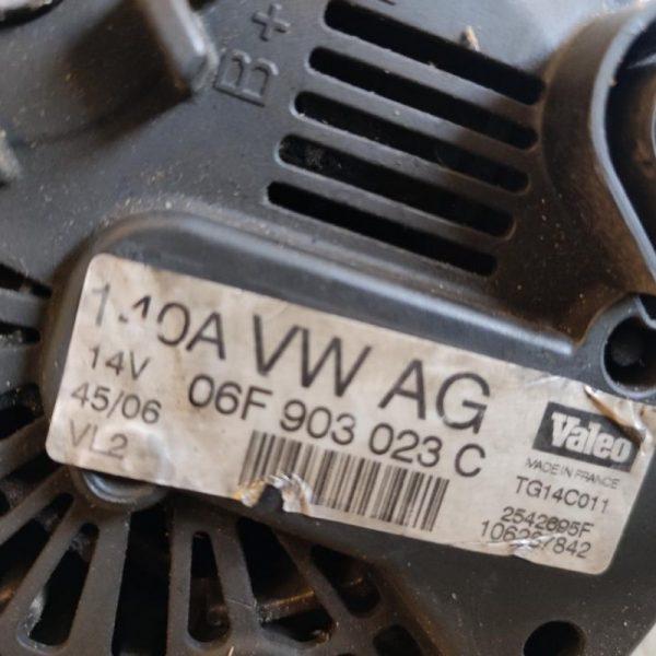 Alternatore Volkswagen Golf V BXE 2006