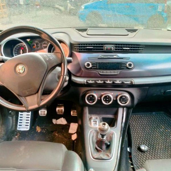 Barre portatutto Alfa Romeo Giulietta 2011