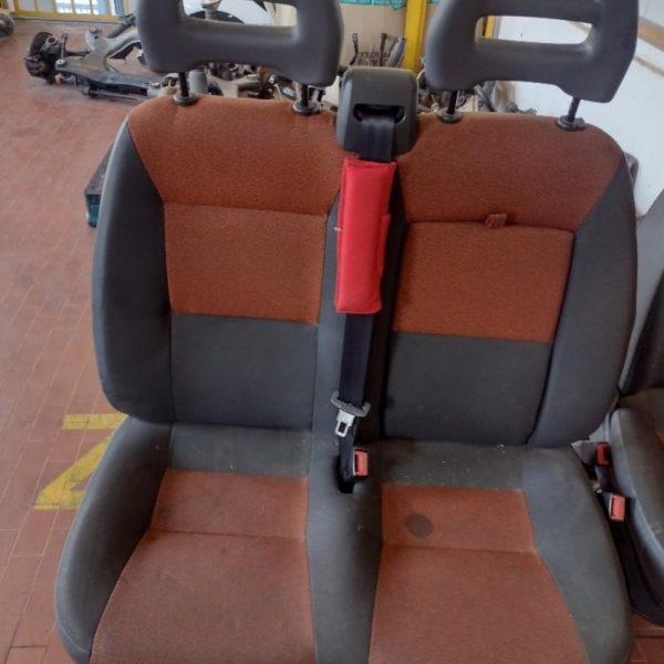 Tappezzeria Completa Fiat Ducato 2010