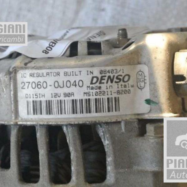 Alternatore DRA0112 Toyota Yaris