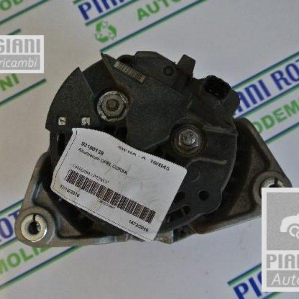 Alternatore DRA0484 Opel Corsa D A12XER 2011