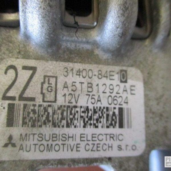 Alternatore Opel Agila 1.2 cc cod K12B