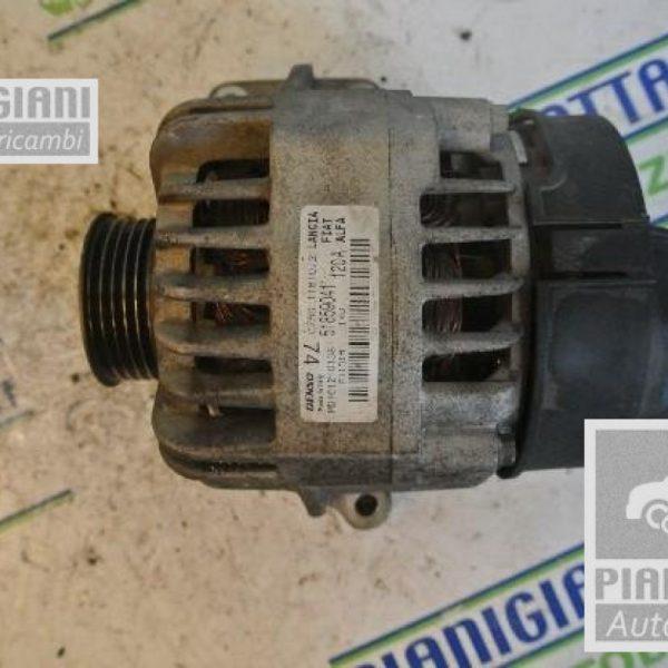 Alternatore   Fiat 500 169A4000 2010
