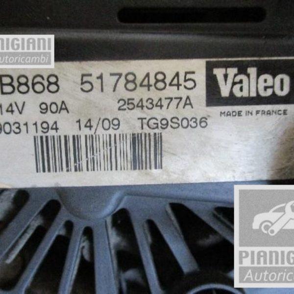 Alternatore | Fiat GRANDE PUNTO 199A2000