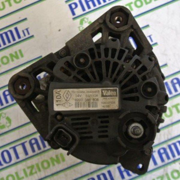 Alternatore | Nissan Micra K12 1.5 dCi K9K