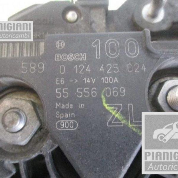 Alternatore | Opel Astra H Z14XEP
