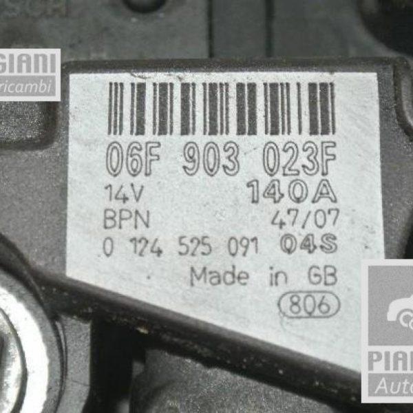 Alternatore | Seat Altea BLS 1.9 TDI