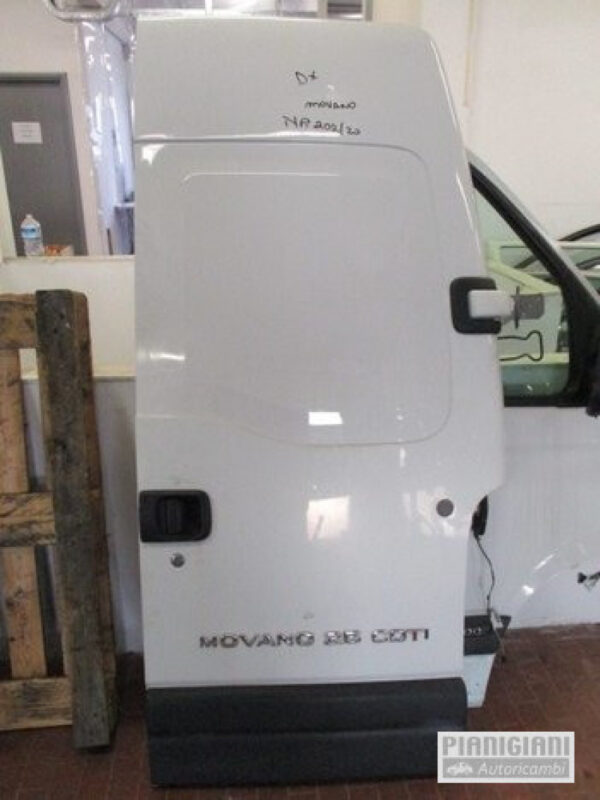 Battente Dx Opel Movano 2004