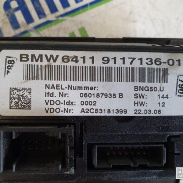 Blocco Comandi Clima Automarico | BMW 320 E90