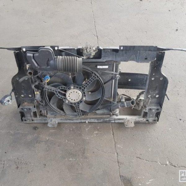 Calandra Anteriore | Fiat 500 1.4 Benzina