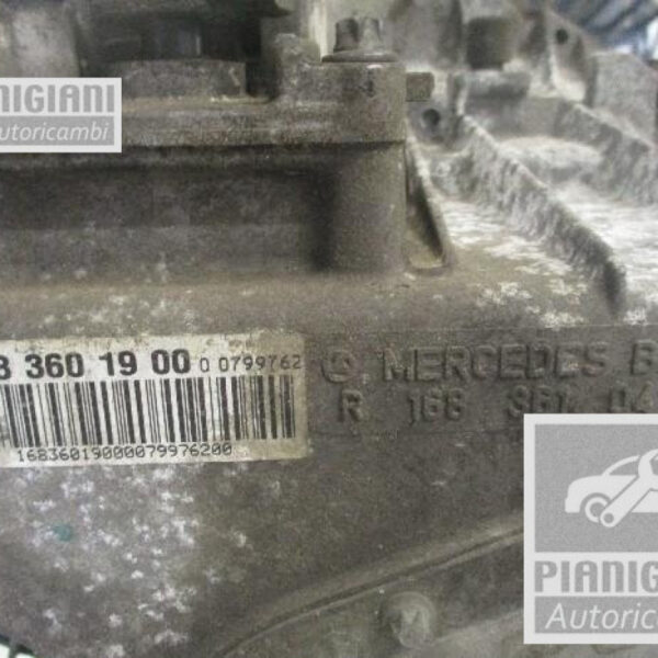 Cambio | Mercedes Classe A 180 640940