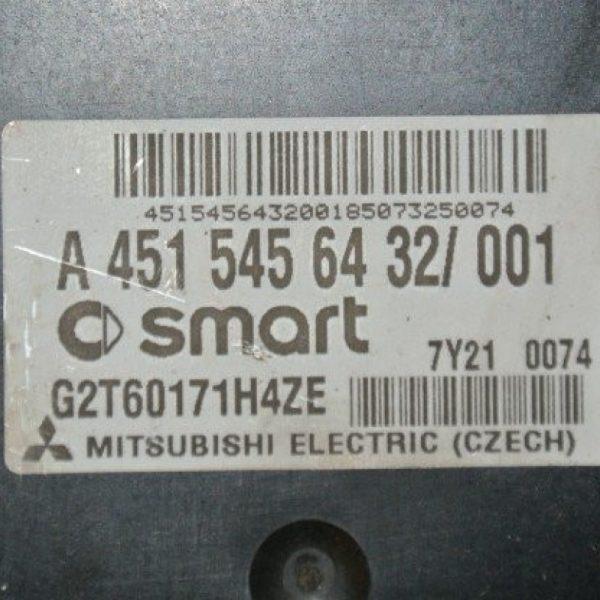 Centralina Cambio Automatico | Smart Fortwo 451