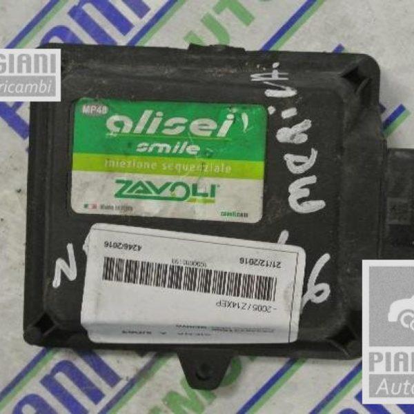 Centralina GPL | Opel Meriva Z14XEP 2005